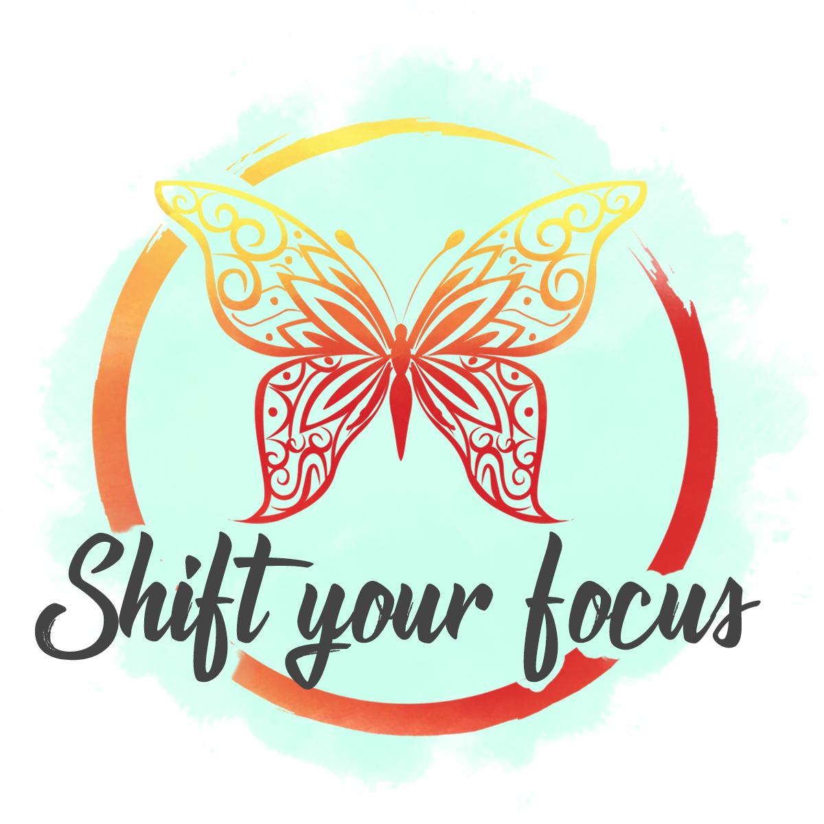 Shift your focus Logo